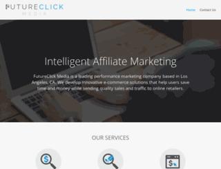 futureclickmedia.com screenshot