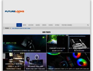 futurelooks.com screenshot