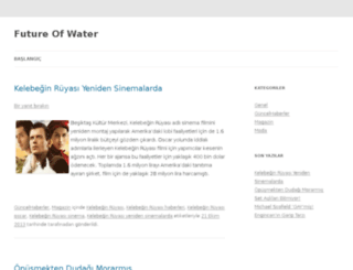 futureofwater.org screenshot