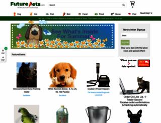 futurepets.com screenshot