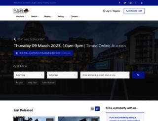 futurepropertyauctions.co.uk screenshot