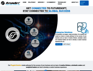 futuresoftindia.com screenshot