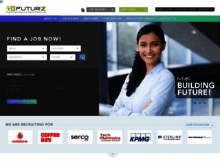 futurzhr.com screenshot