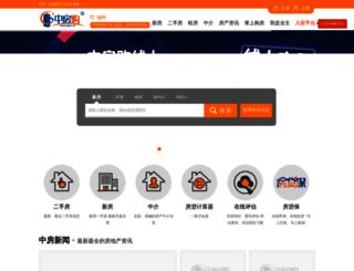 fuzhou.zfgou.cn screenshot