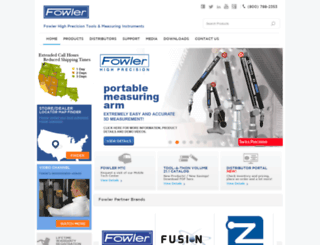 fvfowler.com screenshot