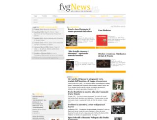 fvgnews.net screenshot
