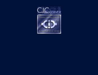 fw.cic.cc screenshot