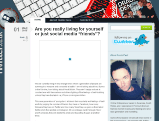 fwitter.co.uk screenshot