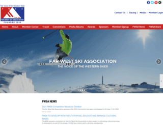 fwsa.org screenshot