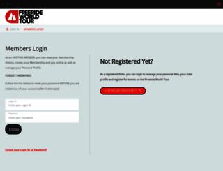 fwt.memberpro.net screenshot