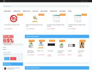 fx-onlineshop.com screenshot