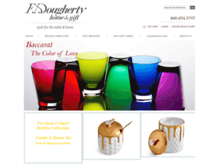 fxdougherty.com screenshot