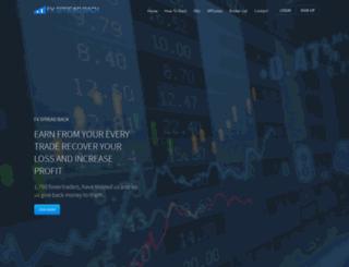 fxspreadback.com screenshot