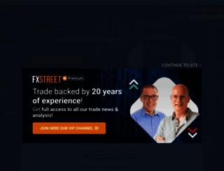 fxstreet.es screenshot