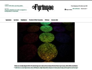 fyrinnae.com screenshot