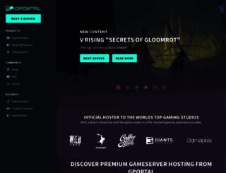 g-portal.de screenshot