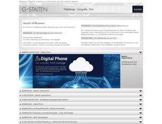 g-stalten.com screenshot