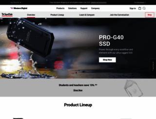 g-technology.com screenshot