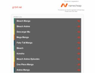g13nf.net screenshot