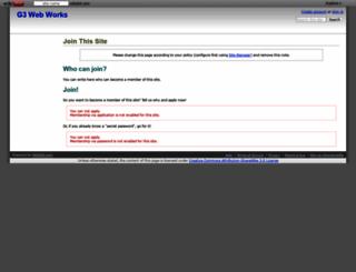 g3webworks.wikidot.com screenshot