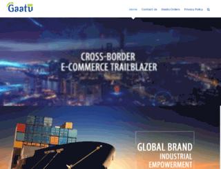 gaatu.com screenshot