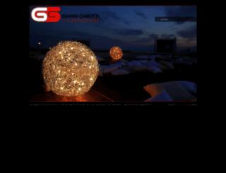 gabutti-illuminazione.it screenshot