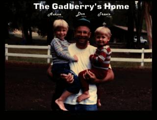 gadberry.com screenshot