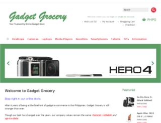 gadgetgrocery.com screenshot