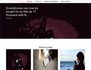 gadgetoskate.com screenshot