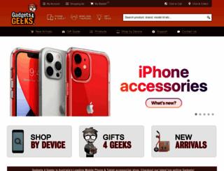 gadgets4geeks.com.au screenshot