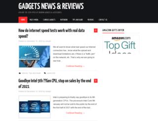 gadgetsatz.com screenshot