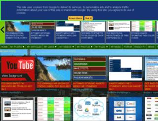 gadgetsforblogs6.blogspot.gr screenshot