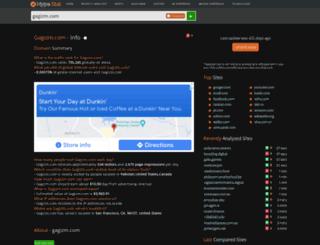gagizm.com.hypestat.com screenshot