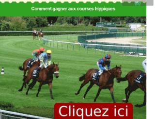 gagnerauxcourses.sitew.eu screenshot