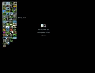 gaja-art.com screenshot