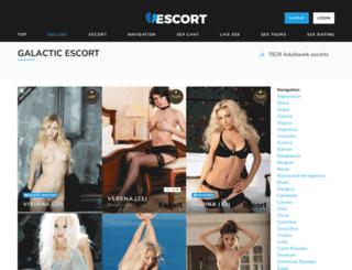 galactic-princess.com screenshot