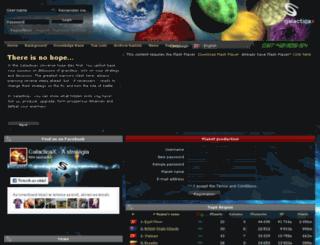 galacticax.com screenshot