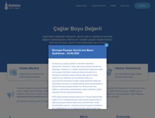 galatamenkul.com screenshot
