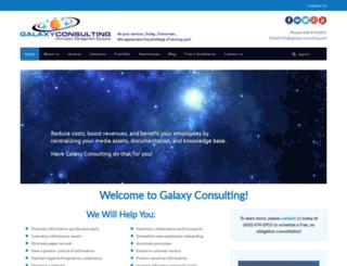 galaxyconsulting.net screenshot