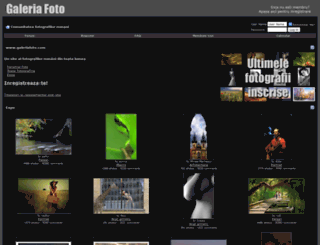 galeriafoto.com screenshot