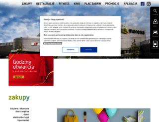 galeriamorena.pl screenshot