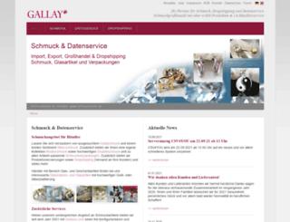 gallay.de screenshot