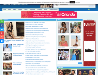 gallery.manatelugumovies.net screenshot