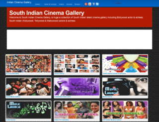 gallery.southdreamz.com screenshot