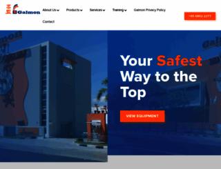 galmon.com screenshot