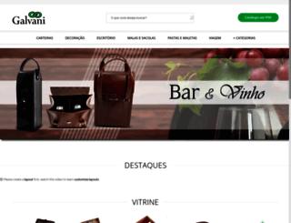 galvani.com.br screenshot