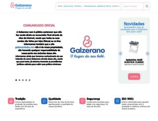 galzerano.com.br screenshot