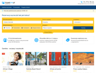 gambia.com.pl screenshot