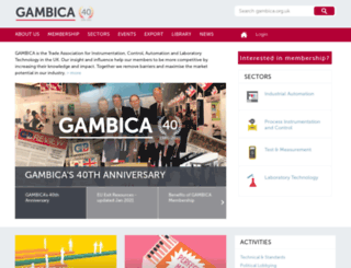gambica-pr.blogspot.com screenshot