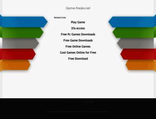 game-freaks.net screenshot